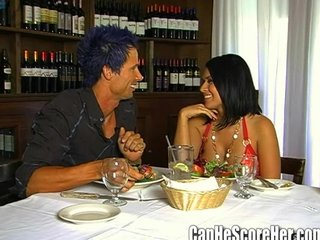 Hot Date and BJ with Eva Angelina and a Fan