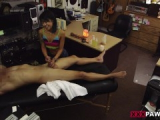 Asian Massage With A Happy Ending