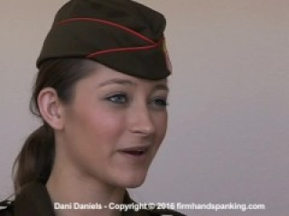 Stripped nude and spanked for dating an officer (Mistress Selena)