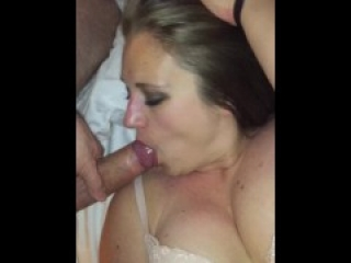 Tinder date with BBW MILF