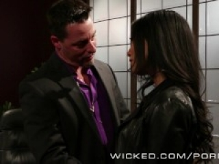 Wicked - Asa Akira wants it in her ass
