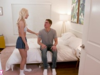 Trickery - Bella Elise Rose tricked into fucking a guy from a dating app