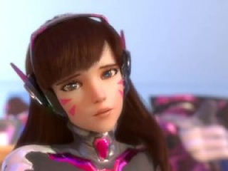 Dinner Date with D.Va by lvl3toaster