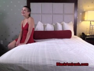 Insane Teen Ambushed and Assfucked by Black Cock