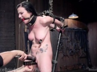 Veruca James Brutal Bondage BDSM