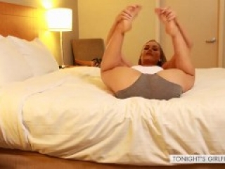 A date with Nicole Aniston in my house