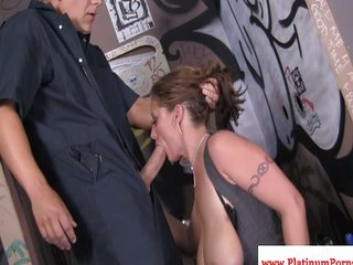 Eva Notty titty and pussyfucking cock