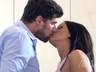 GIRLSRIMMING - Another First Date Mia Black