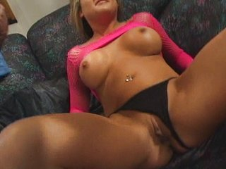 Sophia takes on two dicks in her ass and pussy