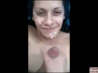 Girls from dating site cumshot compilation